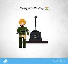 Team Hashvash wishes you a very Happy #RepublicDay.  #Design #EverydayIndia #IncredibleIndia #RepublicdayIndia #soldier #power #happiness #CountryLove #tricolor #India #Indian #JaiHind #VandeMatram #proudIndian #AshokChakra #IndianFlag #salute #IndianArmy #IndianNavy #IndianAirForce #IndiaGate #AmarJawanJyoti #Delhi #India  Indian Navy, Indian Flag, Republic Day India, India Gate, Indian Air Force, Delhi India, Incredible India, Wish, Happiness