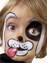 maquillaje animales para niños - Buscar con Google