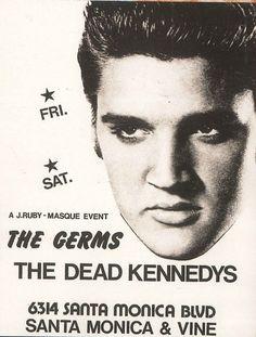 #TheGerms #DeadKennedys