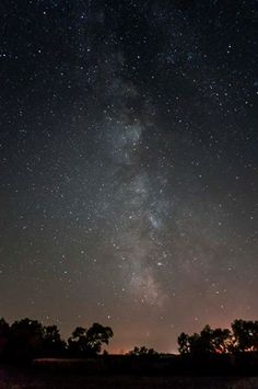 """Fall Harvest Milky Way"" - Holdingford,  By: Chad Halvorson, Holdingford"