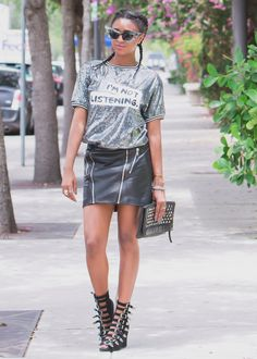 riamichelle.com | fashion | street style inspiration | summer boots | cat eye sunglasses | spring summer outfit