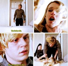 I hated Madison but loved her character at the same time. Ya feel me. {Kyle} {Madison} ahs {coven}