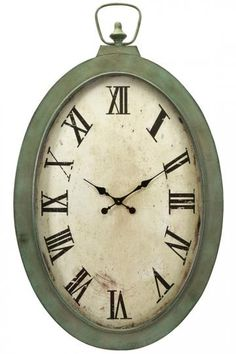 Giant Pocket Watch Wall Clock! Pretty Cool. Definitely A Conversation  Piece.... Of Course, Only Time Will Tell :) | For The Home | Pinterest | Wall  Clocks, ...