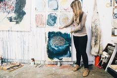A talk with Heather Day, SF artist |  by Emma Fineman