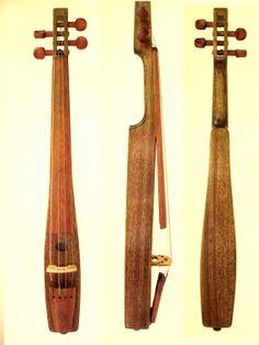 Custom Order Pochette Kit Fiddle Dancemaster's by ArCaneLutherie,