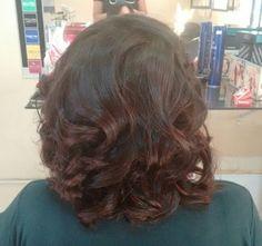 Wavy hair - Cabelo - Penteado - Cabelo Curto - Enrolado