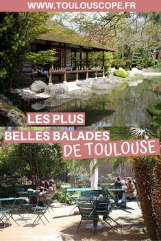 Toulouscope vous propose de découvrir les plus belles balades de Toulouse et ses alentours ! Canal Du Midi, Ville Rose, Boating Holidays, Belle France, France Travel, Study Abroad, Bordeaux, Travel Inspiration, Places To Go