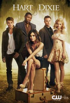 Hart of Dixie....nothing too serious, cause sometimes you need something lighthearted.