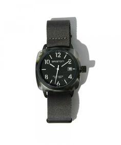 bPr BEAMS(bPrビームス)BRISTON WATHC / Hms マットグレートータスシェル(時計 腕時計)通販|BEAMS