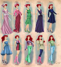 Ariel Fashion.