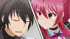 Anime similar to Chivalry of a Failed Knight/Rakudai Kishi no Cavalry Top 5