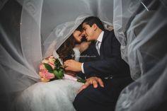 Ideias para reutilizar o seu véu de noiva