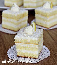 Romanian Desserts, Romanian Food, Dessert Bars, Dessert Recipes, Cake Recipes From Scratch, Savoury Cake, Cream Cake, Easter Recipes, Cake Cookies