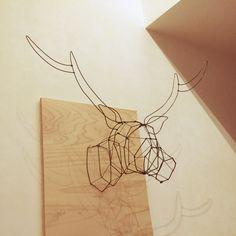 1本の針金が織りなす世界。ワイヤークラフトの楽しみ方♪ (RoomClip mag) - LINEアカウントメディア