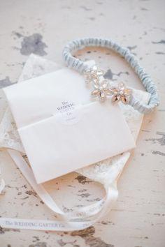 Ligas elegantes e com classe para noivas   O blog da Maria. #casamento #noivas #acessorios #ligas
