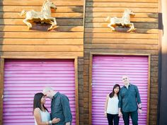 Alexis + Andrew's Engagement Session | Ryan Daley Photography | Little Italy, San Diego