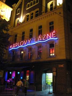 Have an unforgettable night out at Karlovy Lazne ... the biggest club in Central Europe!! #Prague #CzechRepublic