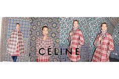 Campañas publicitarias moda otoño invierno 2013 2014 - daria werbowy - céline - juergen teller