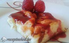 Grízfelfújt recept fotóval French Toast, Breakfast, Food, Morning Coffee, Essen, Meals, Yemek, Eten