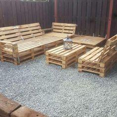 Full pallet furniture set