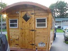 Building a Gypsy Wagon, Mel & Company
