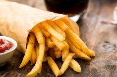 Réaliser de vraies bonnes frites au four...c'est possible.