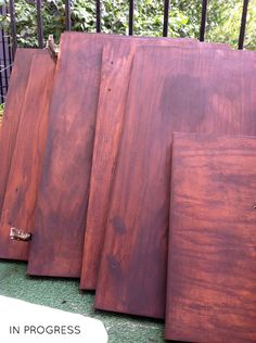 how to get rid of oak grain if you are going to paint your cabinets