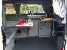 Upper Bunk Ladder Vanagon Eurovan Gowesty Camper