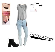"""First Day of School 
