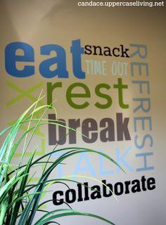 employee break room design - Google Search
