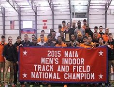 Track and Field Team Wins Fourth Straight National Title