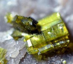 Saleeite, Mg(UO2)2(PO4)2·10H2O, Christa Mine, Großschloppen, Fichtelgebirge, Bavaria, Germany