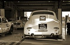 Tom Pead's 1967 Porsche 356A No.52 - 2010 Silverstone Classic by rookdave, via Flickr