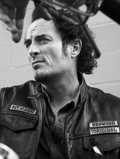 "Kim Coates as Alex ""Tig'' Trager"