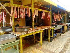 Higuey market, Dominican Republic