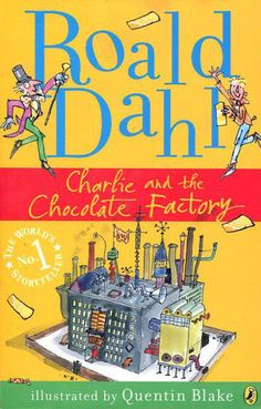 roald dahl charlie and the chocolate factory early edition