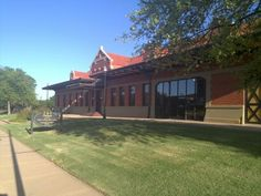 A photo of the T Station, North 1st Street Abilene Texas