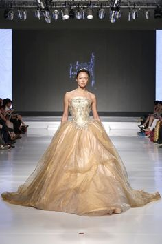 Jakarta Fashion Food Festival 2015 - Fashion Shows 2015 / Project Fellowship Fashion Shows 2015, Food Festival, Jakarta, Ball Gowns, Runway, Formal Dresses, How To Wear, Clothes, Ballroom Gowns