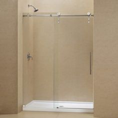 Swanstone Glass Shower Doors