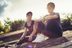 Freundschaft-Fotoshooting Nadja Jacke Photography Bielefeld