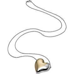 Collana Pendente Cuore Donna Breil Heartbreaker Acciaio Tj1418