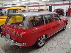 1962 Corvair Monza Station Wagon