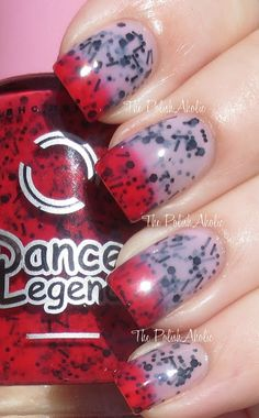 Dance Legend Termo Shine Collection Swatches