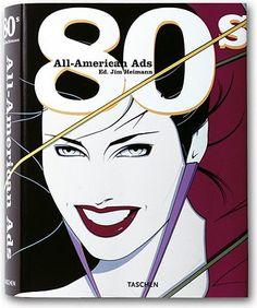 All-American Ads book published by Taschen - Patrick Nagel cover art illustration. Patrick Nagel, Nagel Art, Pin Up Art, Beauty Art, Book Publishing, Erotic Art, Cover Art, Illustration Art, Japanese