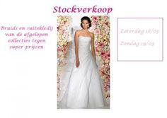 Stockverkoop Farah Love (bruidsmode) -- Zwijndrecht -- 18/03-19/03