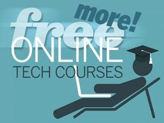 More free online tech courses