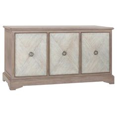 Gabby Ansley Parched Oak Cabinet
