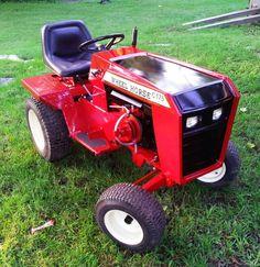 Wheel horse C 175 Wheel Horse Tractor, Lawn And Garden, Lawn Mower, Outdoor Power Equipment, Modern Design, Lawn Tractors, Backyard, Horses, Atv