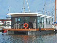 Floating Houses Boltenhagen