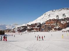 Ski Destinations ---   Located in Saint-Martin-de-Belleville (Les 3 Vallees), Maeva Résidence Le Gypaete is close to Val Thorens Ski Resort and Les Menuires Ski Resort. This ski residence is within the region of Trois Vallees Ski Resort and Meribel Ski Resort.  http://www.lowestroomrates.com/avail/hotels/France/Saint-Martin-de-Belleville/Maeva-Résidence-Le-Gypaete.html?m=p   #MaevaRésidence #SkiResorts #SaintMartindeBelleville